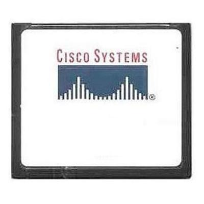Cisco MEM-CF-1GB= Flash memory card - 1 GB - CompactFlash - for  1921  1921 4-pair  1921 ADSL2+  1941  2901  2911  2921  2951  3925  3945
