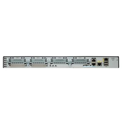Cisco C2901-CME-SRST/K9 2901 Voice Bundle with PVDM3-16 FL-CME-SRST-25  UC License PAK