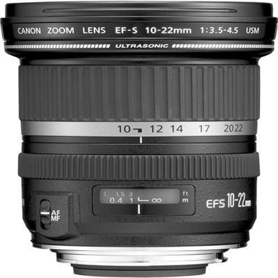 Canon Ef 10-22Mm Lens