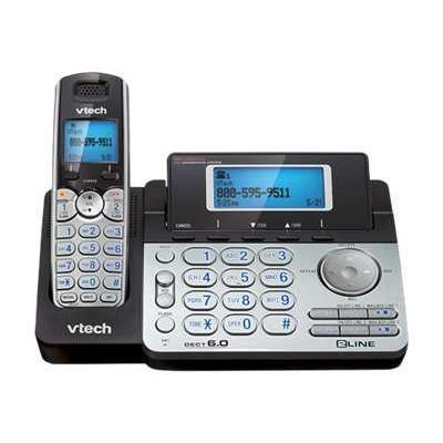 Vtech Communications DS6151 2-Line Answering System with Caller ID / Call Waiting