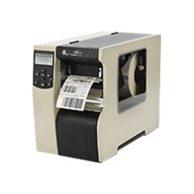 Zebra Tech 112-801-00100 Xi Series 110Xi4 - Label printer - DT/TT - Roll (4.5 in) - 203 dpi - up to 840.9 inch/min - capacity: 1 roll - parallel  USB  LAN  seri