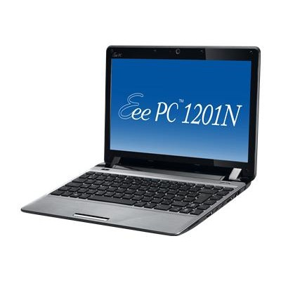 Eee PC Seashell 1201N-PU17-SL Intel Atom 330 1.6GHz Netbook - 2GB RAM 250GB HDD 12.1 Widescreen TFT LED-backlit 802.11b/g/n Bluetooth 6-cell Li-ion 0.3MP