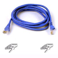 Belkin 14 ft. High Performance Category 6 Snagless Patch Cable, Blue