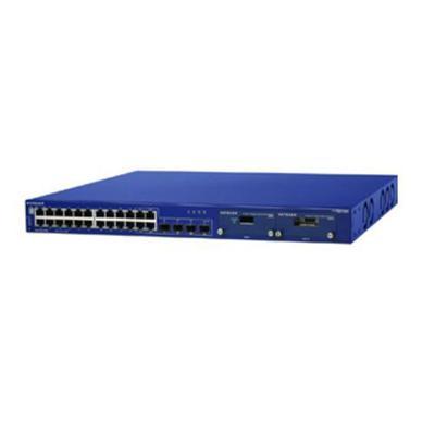 NetGear GSM7328S-200NAS 24 Ports ProSafe GSM7328Sv2 - Switch - Ethernet  Fast Ethernet  Gigabit Ethernet - 10Base-T  100Base-TX  1000Base-T + 4 x SFP / 2 x SFP+