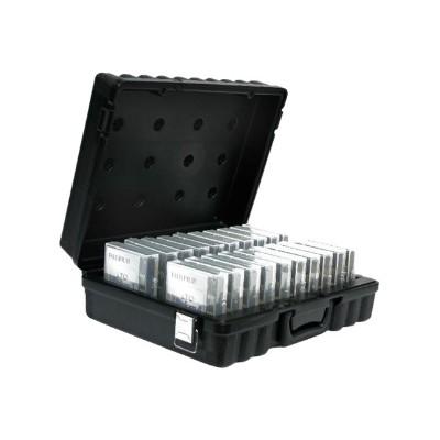 Perm A Store 01-672900 Turtle - Media storage box - capacity: 20 LTO tapes - black