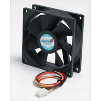 StarTech.com FAN8X25TX3L Quiet 8cm Case Fan with TX3 Connector
