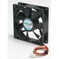 StarTech.com FAN9X25TX3H High Air Flow 9.25 cm Case Fan with TX3 Connector
