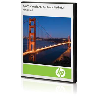 Virtual SAN Appliance Software for VMware ESX Server   License