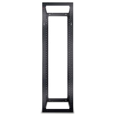 APC AR203A NetShelter 4 Post Open Frame Rack 44U Square Holes