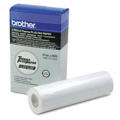 Brother 6890 2 Rolls 98' ThermaPLUS Fax Paper