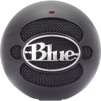 Blue Microphones SNOWBALL-GLOSSBLACK Snowball Microphones - Gloss Black