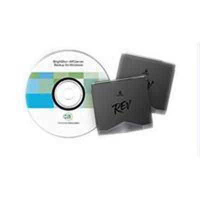 2 x REV - 35 GB - storage media - with CA ARCserve Backup OEM Edition (Open Box Product  Limited Availability  No Back Orders)