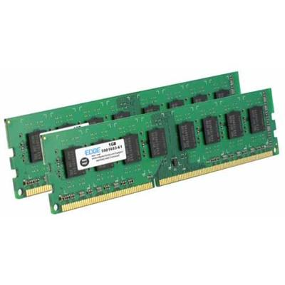 Edge Memory PE22220802 8GB (2X4GB) PC3-10600 1333MHz DDR3 SDRAM DIMM 240-pin ECC Memory Module