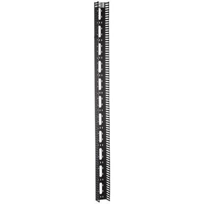 Black Box RMT403A-R2 Slotted-Duct Raceway System - Cable raceway - 6 ft - black