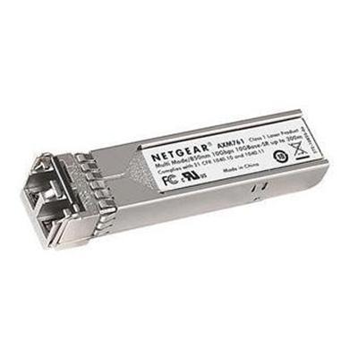 NetGear AXM761-10000S ProSafe AXM761 - SFP+ Transceiver Module - 10GBase-SR - Plug-in Module