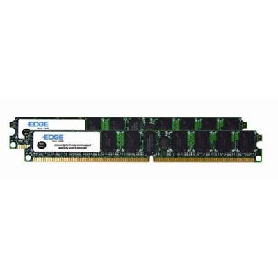 Edge Memory Pe22471402 8gb (2x4gb) Pc3-10600 1333mhz Ddr3 Sdram Dimm 240-pin Ecc Memory Module
