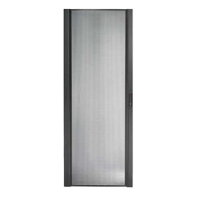 APC AR7000A Rack door - black - 42U - for NetShelter SX