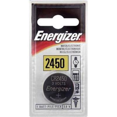 Energizer ECR2450BP ECR 2450 - Battery CR2450 Li 575 mAh
