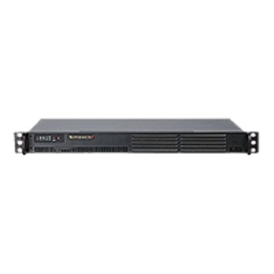 Super Micro SYS-5015A-PHF Supermicro SuperServer 5015A-PHF - Server - rack-mountable - 1U - 1-way - 1 x Atom D510 / 1.66 GHz - RAM 0 MB - no HDD - MGA G200eW -