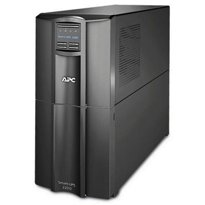 Apc By Schneider Electric Apc Smart-Ups 2200va Lcd 120v SMT2200