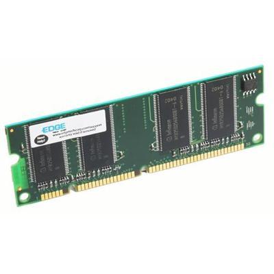 Edge Memory PE225186 512MB (1X512MB) PC2100 266MHz DDR SDRAM DIMM 100-pin Non-ECC Unbuffered Memory Module