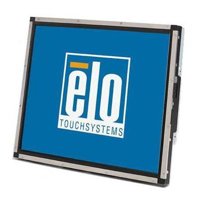 ELO Touch Solutions E896339 Open-Frame Touchmonitors 1937L IntelliTouch - LCD monitor - 19 - open frame - touchscreen - 1280 x 1024 - 225 cd/m² - 800:1 - 5 ms -