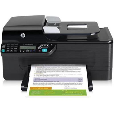 HP Officejet 4500 All-in-One Multifunction Color Inkjet Printer
