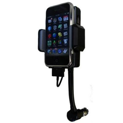 Hornet Tek GP-FM3G GP-FM3G - Holder / FM transmitter / charger