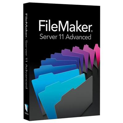 FileMaker Server 11 Advanced Upgrade   US English