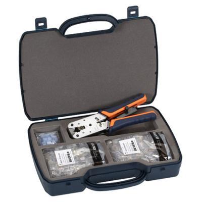 Black Box FTM650-R2 Modular Plug Kit - Cable connector kit