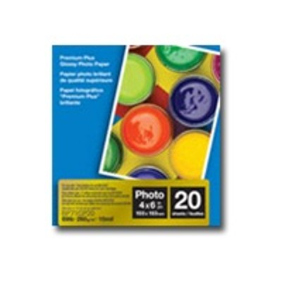 Brother BP71GP20 High Gloss Inkjet Paper (20 sheets) 4 x 6