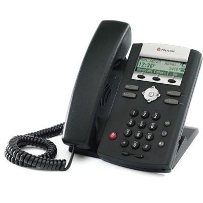 Polycom 2200-12375-001 SoundPoint IP 335 - VoIP phone - SIP - multiline