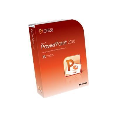 Powerpoint 2010 Home And Student - Complete Package