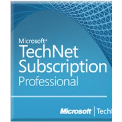 TechNet Subscription Professional 2010 - subscription package renewal