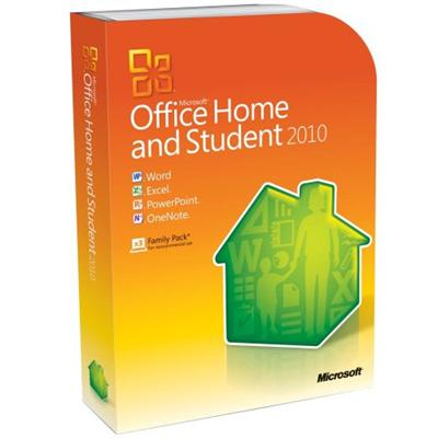 Office Home and Student 2010 - complete package