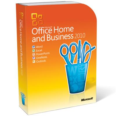 Office Home and Business 2010 - Complete package - 1 PC - DVD - Win - English - United States - 32/64-bit