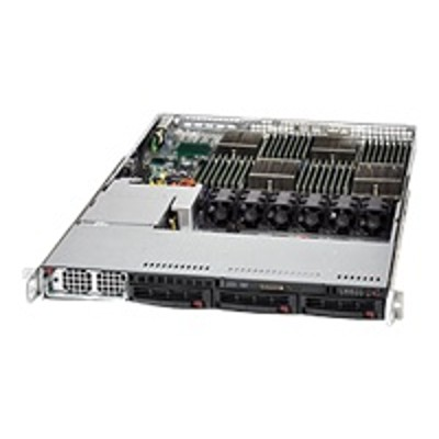 Super Micro AS-1042G-TF Supermicro A+ Server 1042G-TF - Server - rack-mountable - 1U - 4-way - RAM 0 MB - SATA - hot-swap 3.5 - no HDD - MGA G200 - GigE - monit