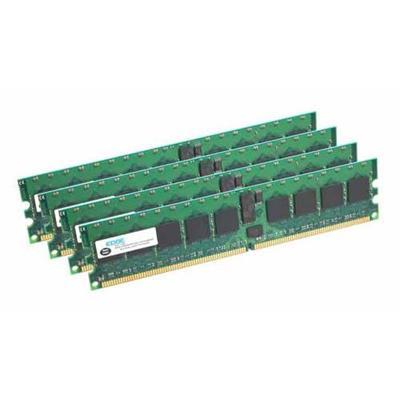 Edge Memory PE22222204 32GB (4X8GB) PC3-10600 1333MHz DDR3 SDRAM DIMM 240-pin ECC Memory Module