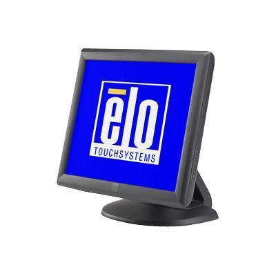 ELO Touch Solutions E719160 Desktop Touchmonitors 1715L IntelliTouch - LED monitor - 17 - touchscreen - 1280 x 1024 - 225 cd/m² - 1000:1 - 5 ms - VGA - dark gra
