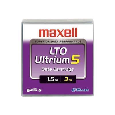 LTO Ultrium 5 - 1.5 GB / 3 GB - storage media