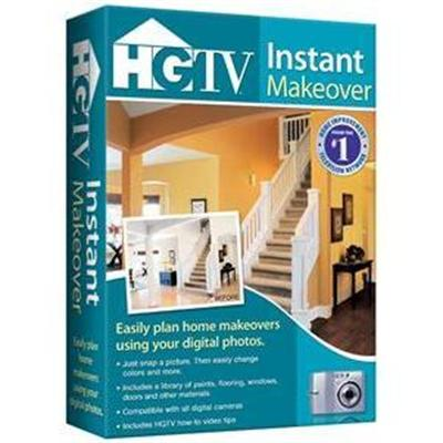 HGTV Instant Makeover - complete package