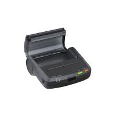 Seiko DPU-S445 USB Instruments DPU S445 - Label printer - thermal line / dot-matrix - Roll (4.4 in) - up to 212.6 inch/min - USB - tear bar