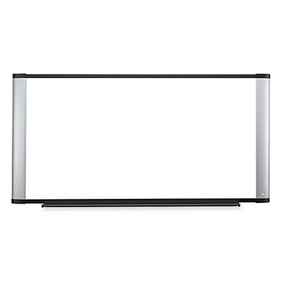 3M P9648A Porcelain Dry Erase Board  Magnetic  Aluminum Frame 96 in x 48 in