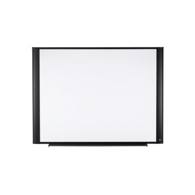 3M M7248G Melamine Dry Erase Board  Graphite Finish Frame 72 in x 48 in