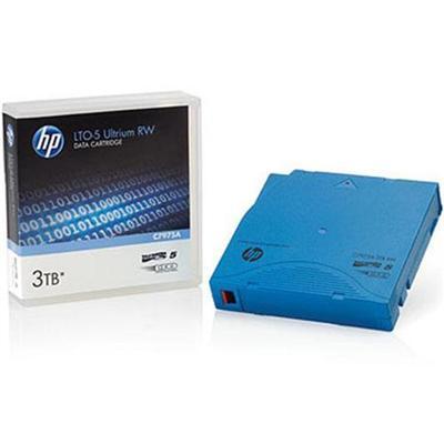 Hewlett Packard Enterprise C7975AN LTO-5 Ultrium Non-custom Labeled Data Cartridge - 20 Pack