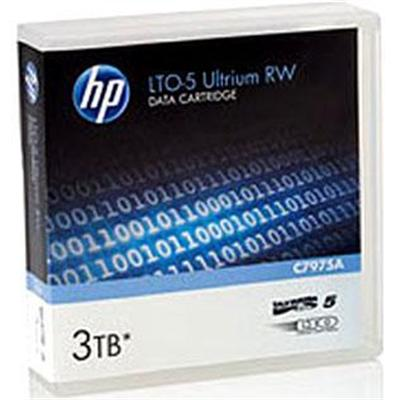 Ultrium RW Data Cartridge - LTO Ultrium 5 - 1.5 TB / 3 TB - labeled - light blue - storage media