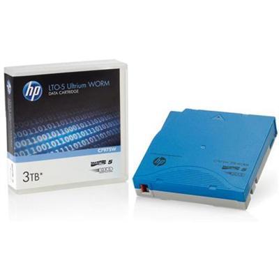 Hewlett Packard Enterprise C7975W LTO-5 Ultrium 3TB WORM Data Cartridge