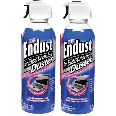 Norazza 11407 Endust - Air duster (pack of 2)