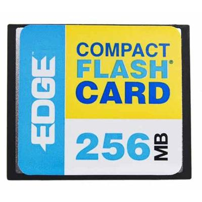 Edge Memory PE226329 256MB (1X256MB)CompactFlash Card