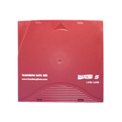 Tandberg Data 433955 LTO Ultrium 5 - 1.5 TB / 3 TB - for P/N: 3519-LTO-BUN1  3520-LTO-BUN2  3524-LTO  3525-LTO  3526-LTO  3527-LTO  3530-LTO